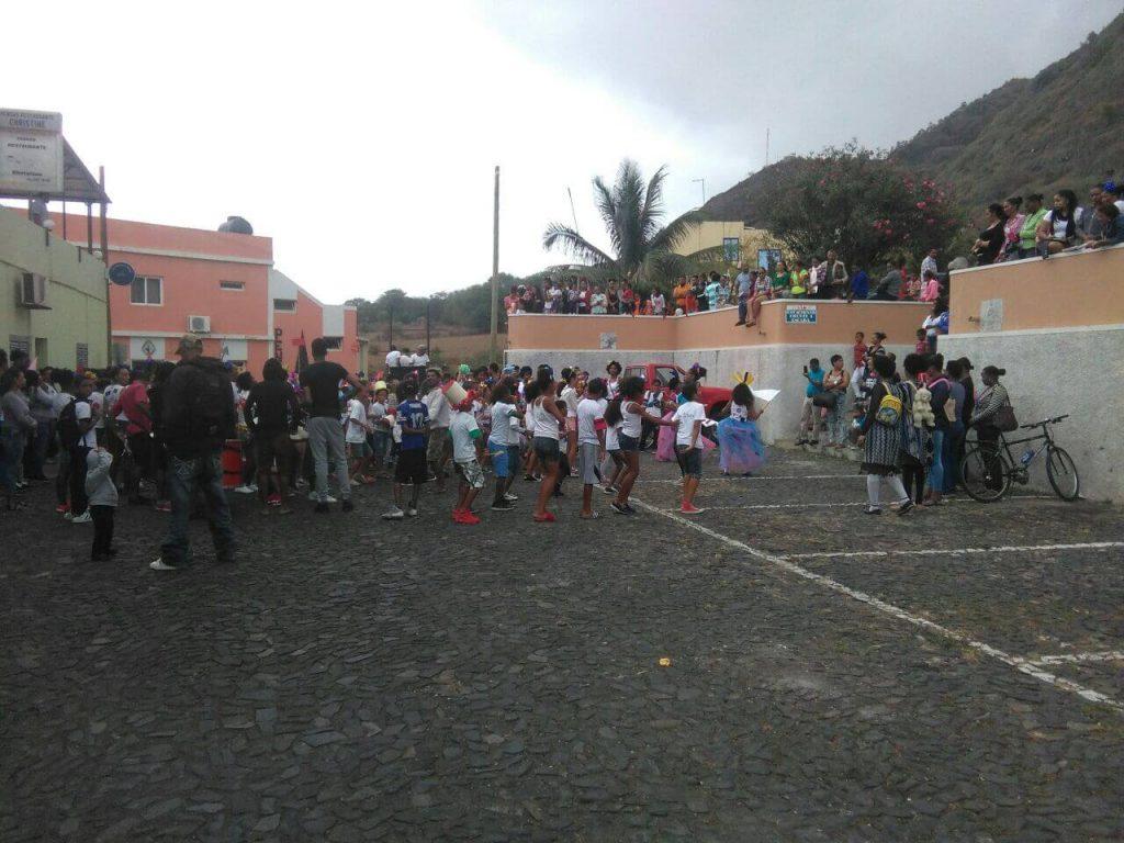 Carnaval en Cabo Verde