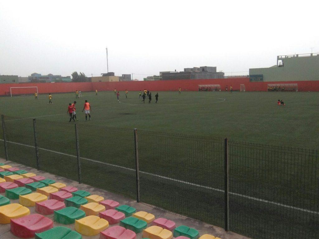 Fútbol en Cabo Verde